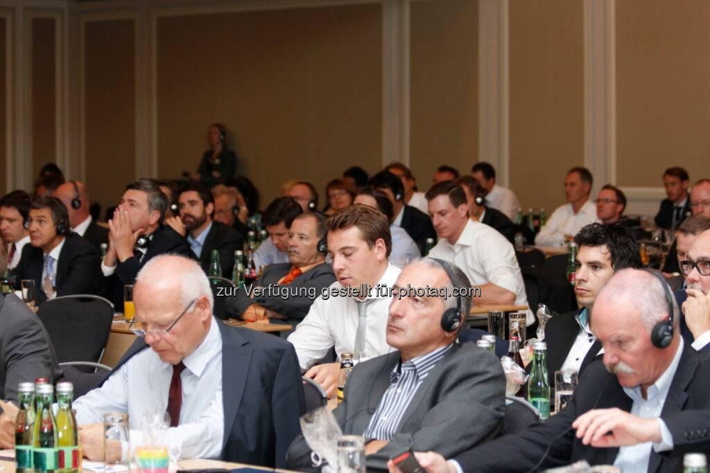 Vermögensverwaltungs-Symposium 2014, Publikum, © Ariquon Asset Management AG (22.09.2014)