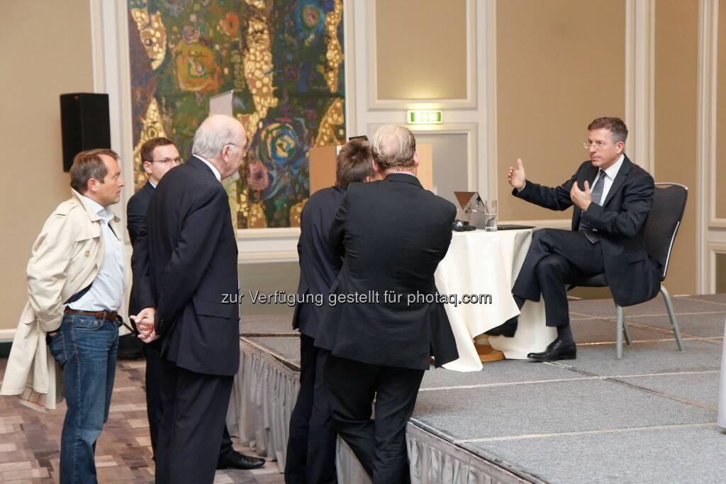 Leo Willert, Geschäftsführer der Arts Asset Management, © Ariquon Asset Management AG (22.09.2014)