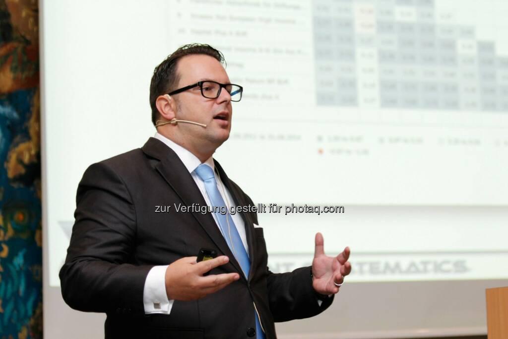 Stefan Ferstl,  Ariqon, © Ariquon Asset Management AG (22.09.2014)