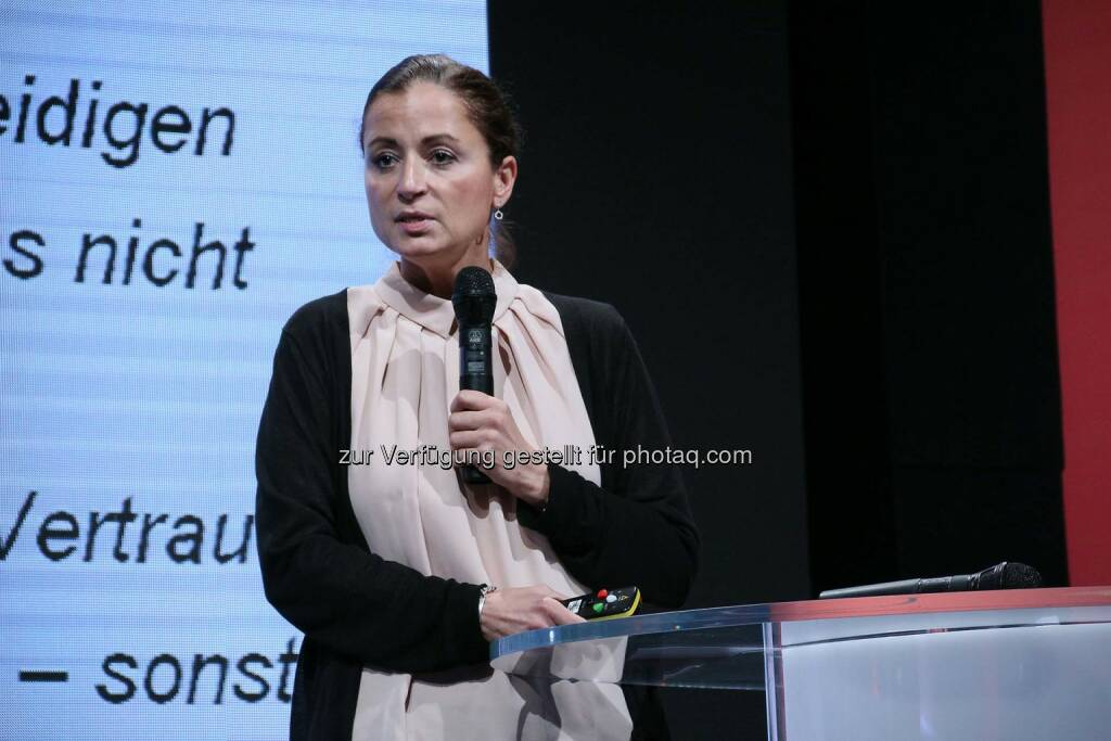Andrea Bauer (Marketing und Kommunikation Swiss Life Select Österreich) (Bild: Pepo Schuster), © Copyright Swiss Life Select (22.09.2014)
