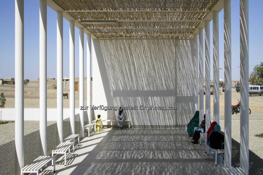 "Studio Tamassociati Architects, Venedig (IT) mit ""Port Sudan Paediatric Centre"", Siegerprojekt in der Kategorie Buildings © Courtesy of Massimo Grimaldi and Emergency ngo (23.09.2014)"
