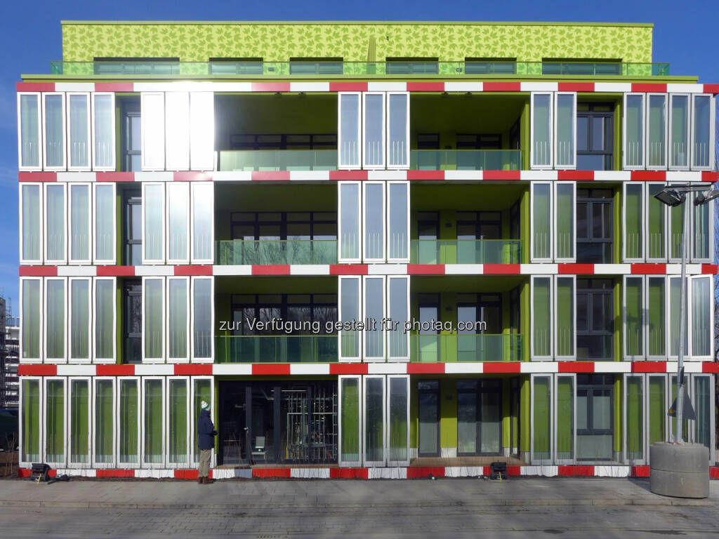 "Arup Deutschland GmbH mit ""SolarLeaf"", Siegerprojekt in der Kategorie Applied Innovations © Colt, SSC, Arup (23.09.2014)"