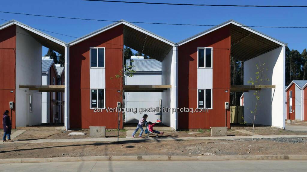 """Elemental, Santiago (Chile) mit """"Pres Constitution"""", Siegerprojekt in der Kategorie Urban Developments Pres: © Elemental, Chile (23.09.2014)"""