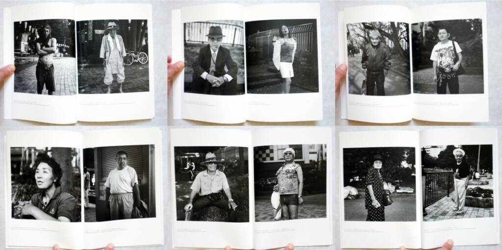 Tsutomu Yamagata - Thirteen Orphans, Zen Foto Gallery, 2012, Beispielseiten, sample spreads - http://josefchladek.com/book/tsutomu_yamagata_-_thirteen_orphans, © (c) josefchladek.com (24.09.2014)