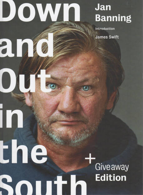 Jan Banning - Down and Out in the South, Ipso Facto, 2013, Cover - http://josefchladek.com/book/jan_banning_-_down_and_out_in_the_south, © (c) josefchladek.com (24.09.2014)