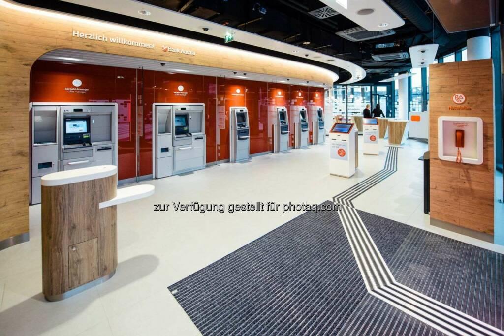 Bank Austria Hauptbahnhof, © Bank Austria (24.09.2014)