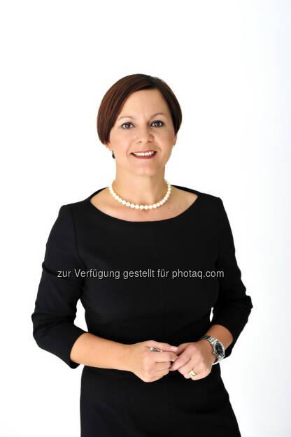 Waltraud Rieser-Herrnhofer, Geschäftsführung HTS Hotel & Tourism Solutions GmbH: Startschuss für Rent a Team im Hotelvertrieb & Marketing, © Aussender (25.09.2014)