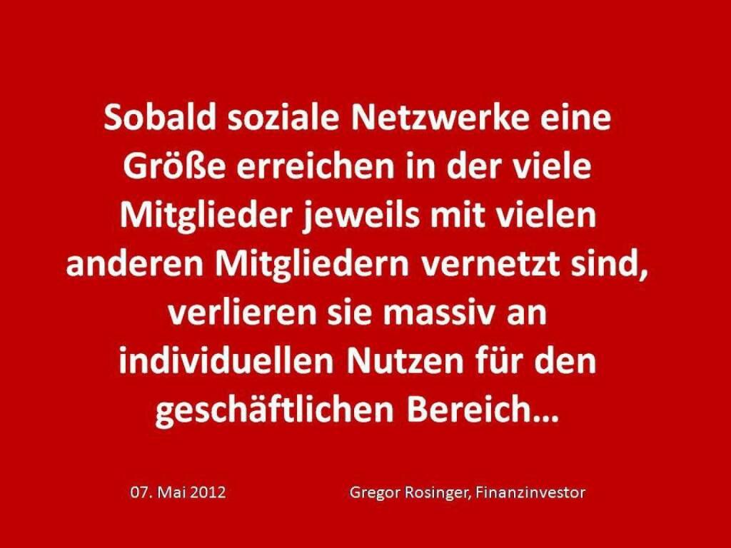 Soziale Netzwerke (Gregor Rosinger) (25.09.2014)