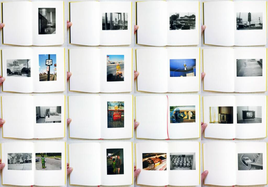 William Eggleston - From Black & White to Color, Steidl, 2014, Beispielseiten, sample spreads -http://josefchladek.com/book/william_eggleston_-_from_black_white_to_color, © (c) josefchladek.com (26.09.2014)