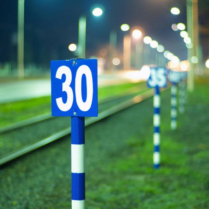 30, dreissig, Zahl, Ziffer