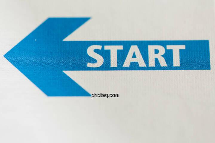Start, Los, Beginn, Anfang