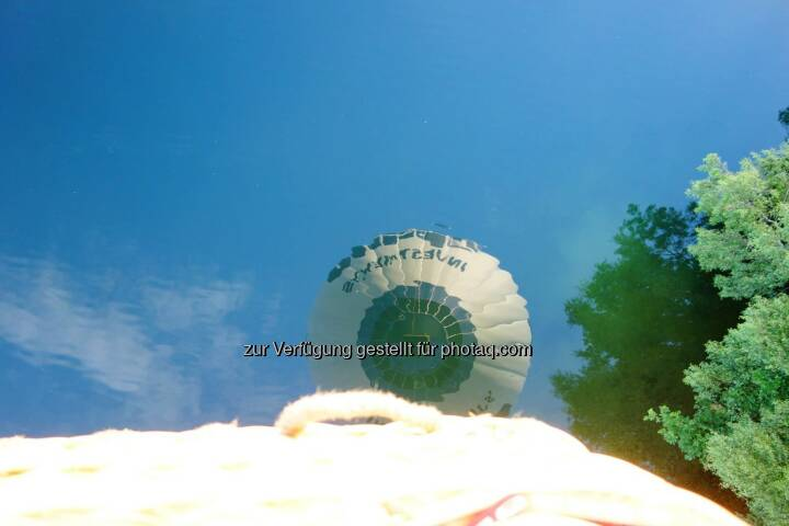 Apano Ballon Aufstieg