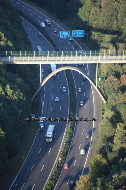 Autobahn, © Dirk Herrmann (27.09.2014)