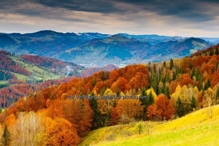 Indian Summer , Sommer , Herbst