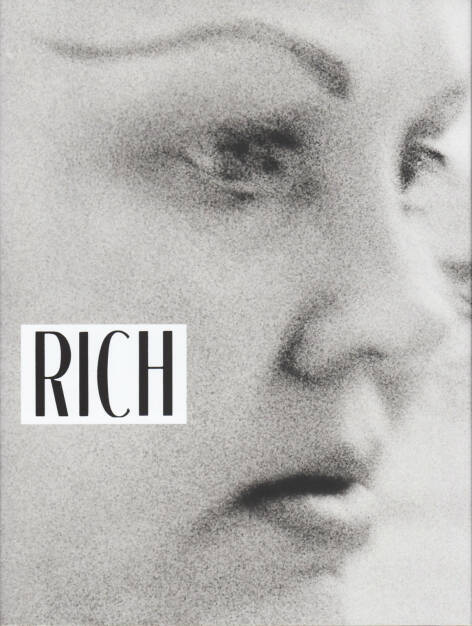 Jim Goldberg - Rich and Poor, Steidl 2014, Cover, http://josefchladek.com/book/jim_goldberg_-_rich_and_poor, © (c) josefchladek.com (27.09.2014)