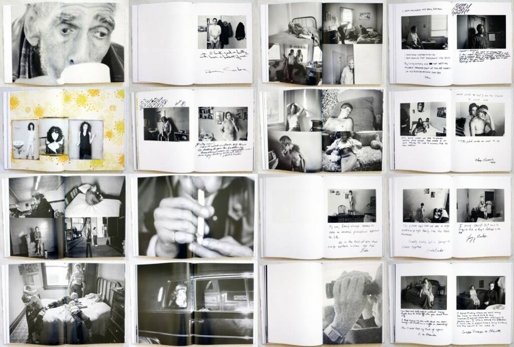 Jim Goldberg - Rich and Poor, Steidl 2014, Beispielseiten, sample spreads, http://josefchladek.com/book/jim_goldberg_-_rich_and_poor, © (c) josefchladek.com (27.09.2014)