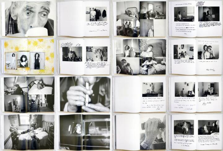 Jim Goldberg - Rich and Poor, Steidl 2014, Beispielseiten, sample spreads, http://josefchladek.com/book/jim_goldberg_-_rich_and_poor