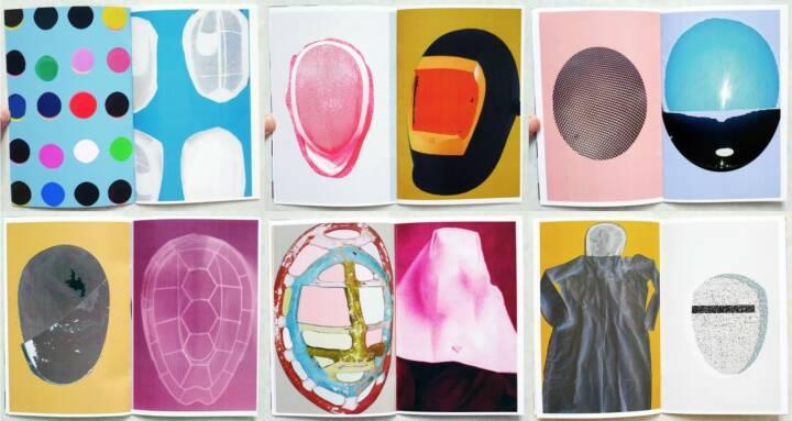 Aaron McElroy - Portraits II, Horses Think Press 2014, Beispielseiten, sample spreads - http://josefchladek.com/book/aaron_mcelroy_-_portraits_ii