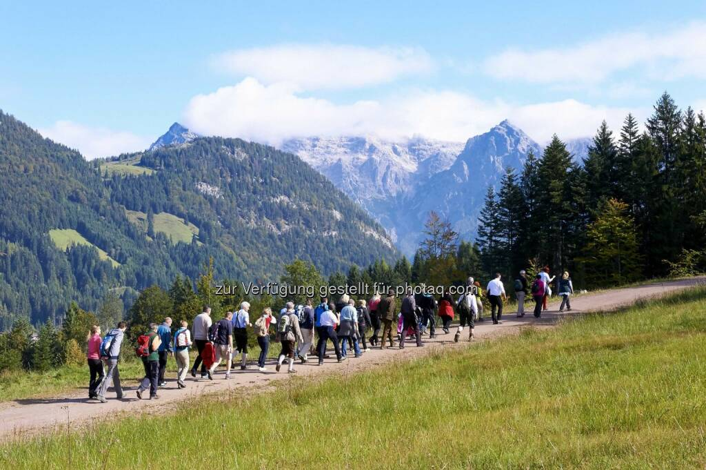 Wirtschaftswanderung, ©  leisure.at/Sabine Klimpt (28.09.2014)