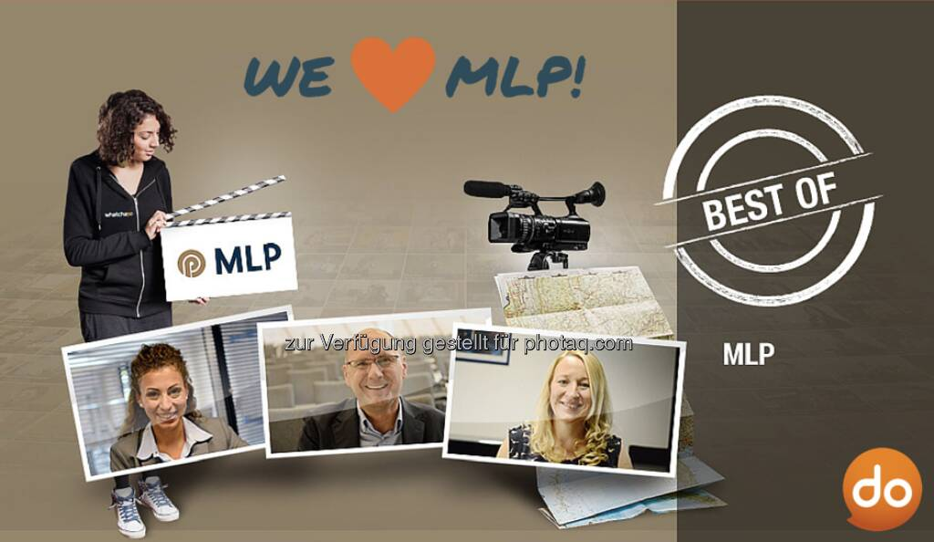 Welcome on board MLP financify! Wir stellen euch Finanzberater mal anders vor: http://bit.ly/WCDlovesMLP #job #karriere  Source: http://twitter.com/whatchado, © whatchado (29.09.2014)