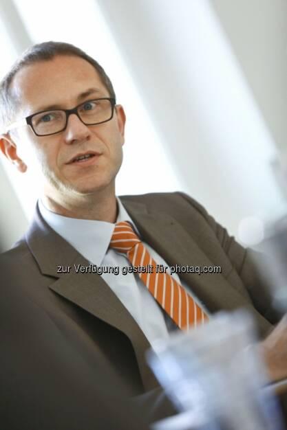 Günther Artner (Erste Group), © Elke Mayr (29.09.2014)