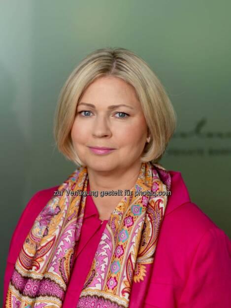 Claudia Figl (Bank Gutmann) neu im  Vorstand des Österreichischen Verbandes Financial Planners (C) Ingo Pertramer, © Aussender (29.09.2014)