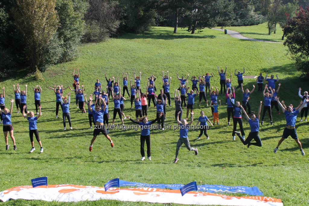 Weight Watchers Österreich: Bootcamp - Kooperation Sportunion West-Wien mit Weight Watchers, © Aussendung (29.09.2014)