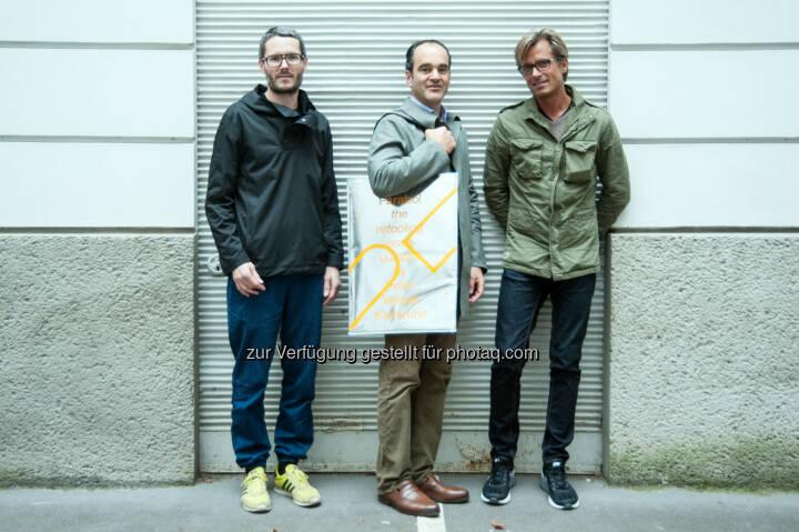 Andreas Kristof (section.a.), Max Haupt-Stummer & Robert Jasensky (section.d): Parabol Artmagazine: Peter Weibel kuratiert Parabol Art Magazine #8