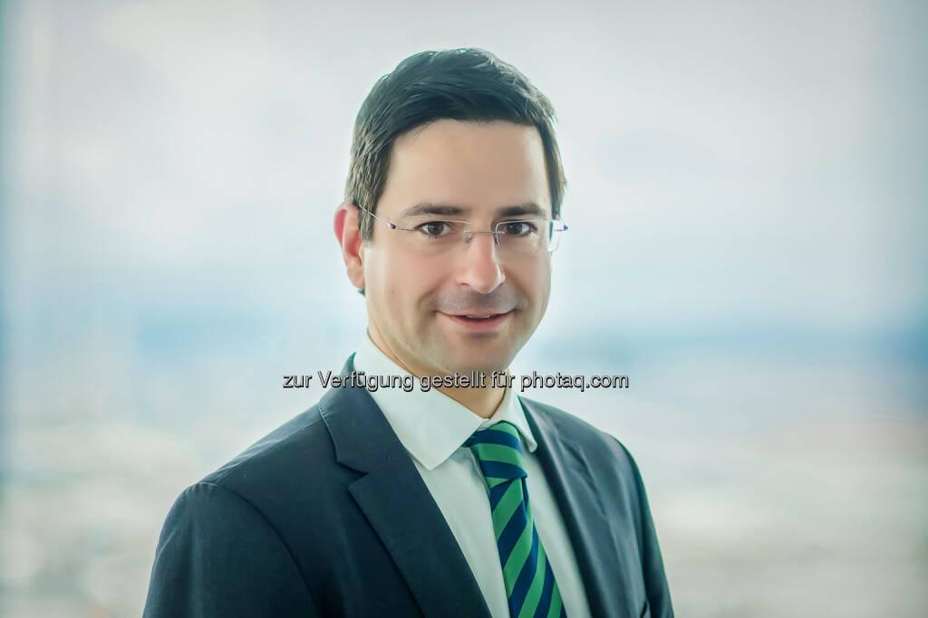 Johannes Rehulka, Geschäftsführer des Fachverbandes der Raiffeisenbanken, © Aussender (01.10.2014)