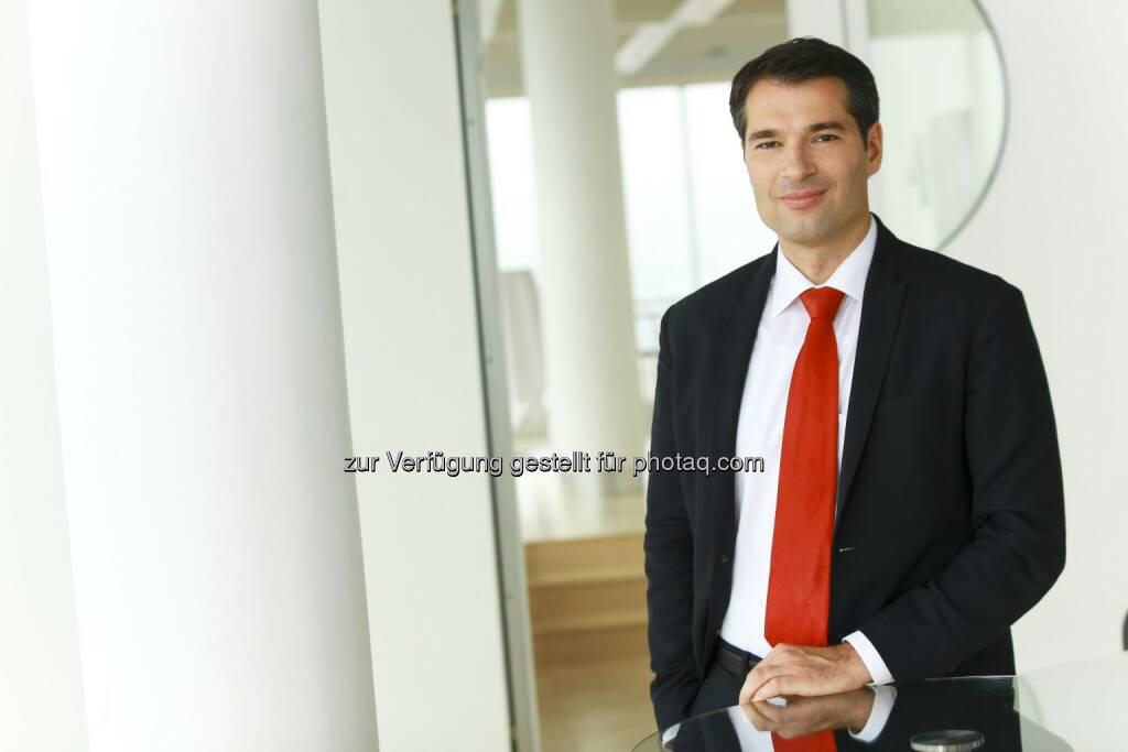 Manuel Schalk, neuer Leiter der Rechtsabteilung der Wiener Städtischen Versicherung, © Aussender (01.10.2014)