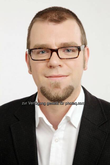 Philipp Stein ist neuer Account Manager im Online-Salesteam bei ORF-Enterprise (C) ORF Enterprise, © Aussender (02.10.2014)