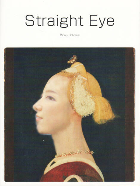 Minoru Hohtsuki - Straight Eye, self published, Cover - http://josefchladek.com/book/minoru_hohtsuki_-_straight_eye, © (c) josefchladek.com (02.10.2014)