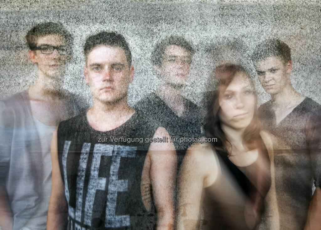 Die oberösterreichische Band Clavigo hat das erste Global 2000 Band-Voting für sich entschieden, © Aussender (02.10.2014)