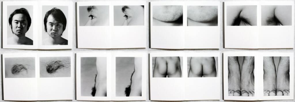 Jun Fujiyasu - DZ dizygotic twins, Shiogama Photo Festival 2008, Beispielseiten, sample spreads - http://josefchladek.com/book/jun_fujiyasu_-_dz_dizygotic_twins, © (c) josefchladek.com (03.10.2014)