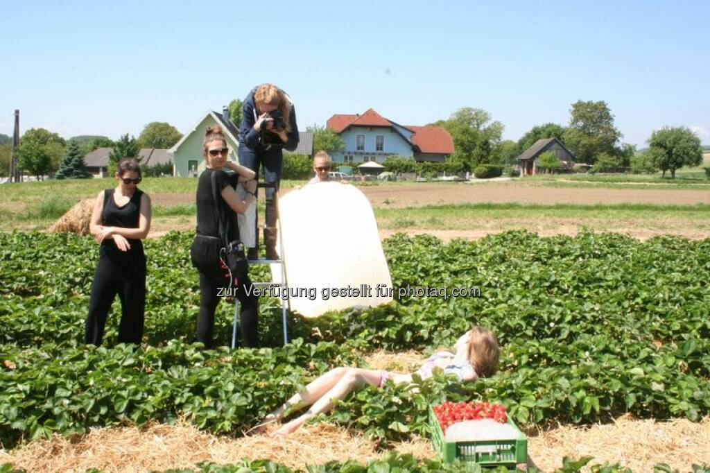 Making of Jungbauernkalender 2015, ©  Agro Communication GmbH (03.10.2014)