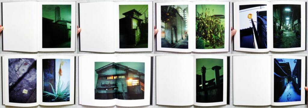 Katsuhito Nakazato - Tokei 東亰, Saitama 2006, Beispielseiten, sample spreads - http://josefchladek.com/book/nakazato_katsuhito_-_tokei_東亰, © (c) josefchladek.com (04.10.2014)