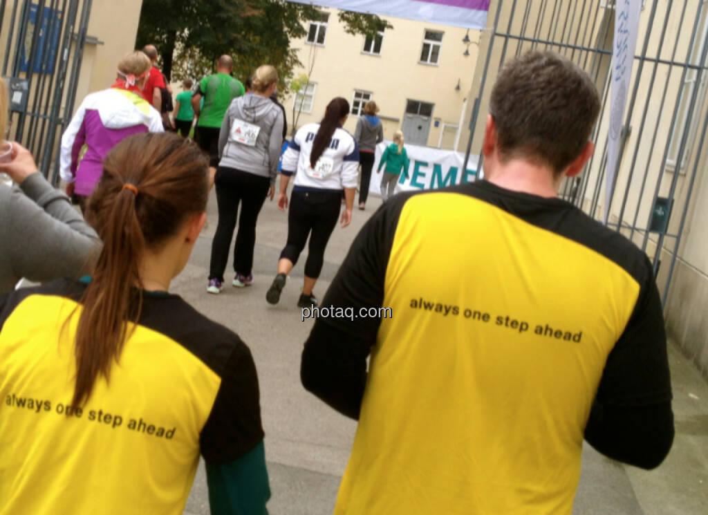 Kapsch - alwas one step ahead (04.10.2014)