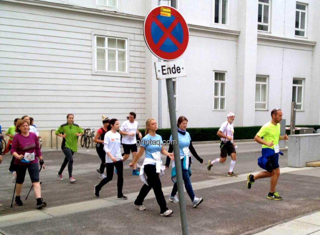 Ende Marsch (04.10.2014)