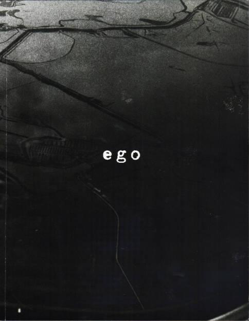 Hisashi Murayama - Ego-Identity, Self published 2014, Cover - http://josefchladek.com/book/hisashi_murayama_-_ego-identity, © (c) josefchladek.com (05.10.2014)