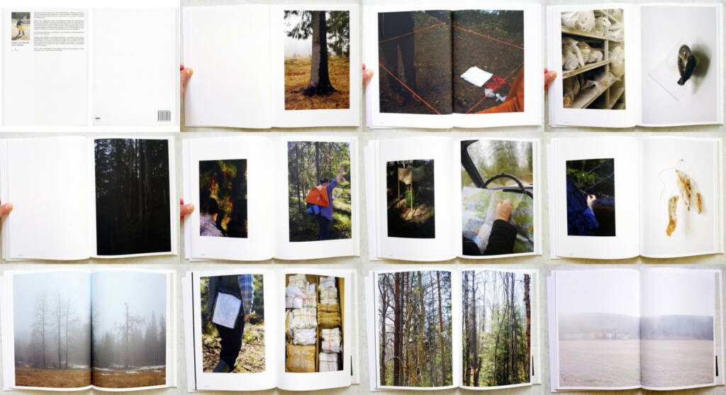 Debby Huysmans - Late Spring, Art Paper Editions 2014, Beispielseiten, sample spreads - http://josefchladek.com/book/debby_huysmans_-_late_spring, © (c) josefchladek.com (05.10.2014)