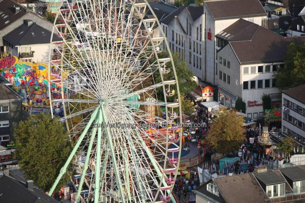 Rad, Kirmes, Fest, © Dirk Herrmann (05.10.2014)