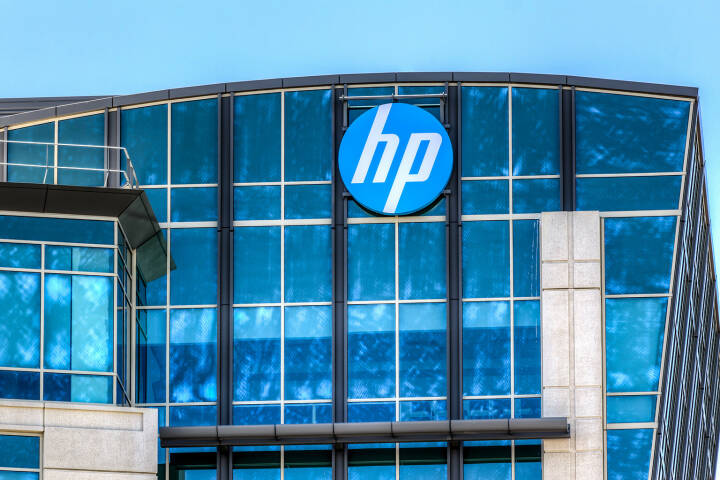 Hewlett-Packard, HP, Silicon Valley <a href=http://www.shutterstock.com/gallery-931246p1.html?cr=00&pl=edit-00>Ken Wolter</a> / <a href=http://www.shutterstock.com/editorial?cr=00&pl=edit-00>Shutterstock.com</a>