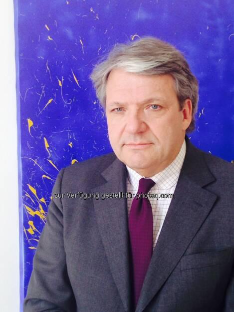 Leo Peter Exner (Ex-Hauck & Aufhäuser-Generaldirektor) zum Beirat der SG & CO Capital Markets GmbH bestellt (Bild: SG & CO Capital Markets), © Aussender (07.10.2014)
