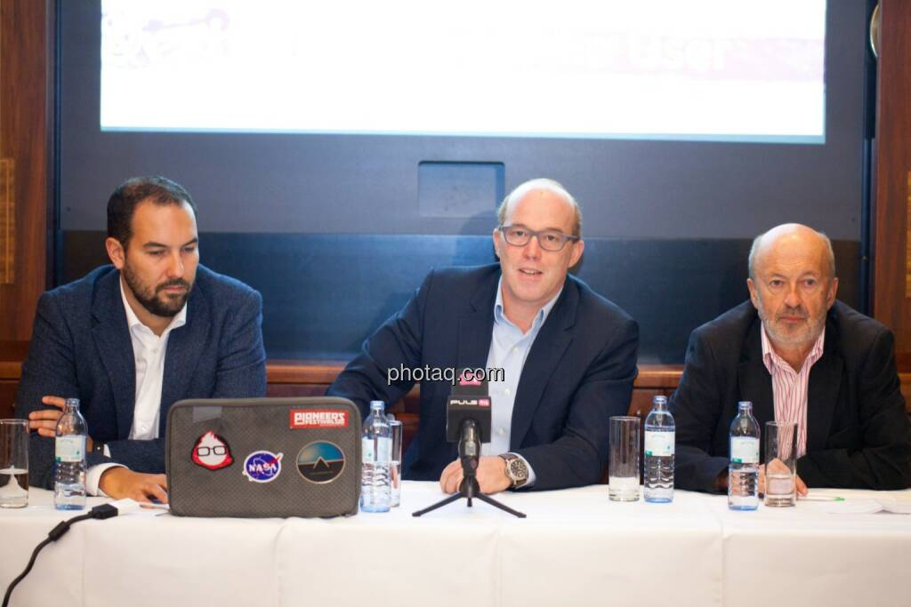 Andreas Tschas, Oliver Holle, Hansi Hansmann (07.10.2014)