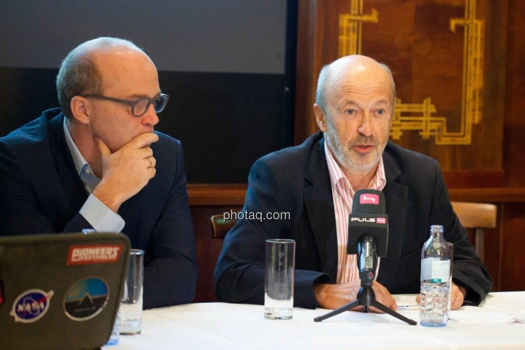 Oliver Holle, Hansi Hansmann (07.10.2014)