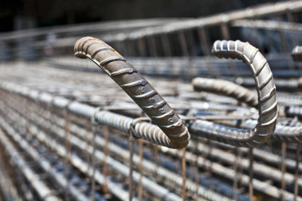 Stahl, Stangen, Stahlstangen, Stahlgitter, Industrie, Metall, http://www.shutterstock.com/de/pic-74400229/stock-photo-steel-bars.html (08.10.2014)