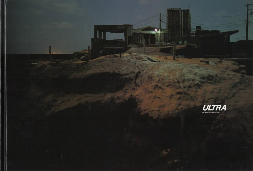 Katsuhito Nakazato - ULTRA, Nippon Camera 2008, Cover - http://josefchladek.com/book/katsuhito_nakazato_-_ultra, © (c) josefchladek.com (08.10.2014)