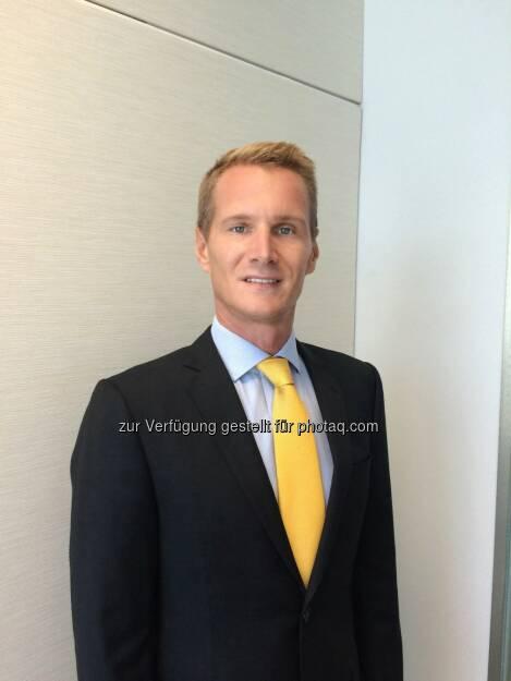 Johann Peter Santer, Head of Institutional Clients Asia bei C-Quadrat - C-Quadrat expandiert nach Hongkong und Dubai (Bild: C-Quadrat), © Aussender (09.10.2014)