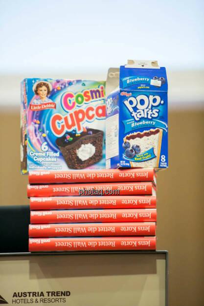 Jens Korte (Wirtschaftsjournalist), Pop Tarts, Cupcakes, © photaq/Martina Draper (09.10.2014)