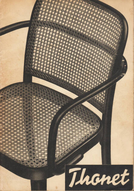 "Thonet Katalog ""Thonet-Mundus"" Nr. 3404, 1934, Cover - http://josefchladek.com/book/thonet_katalog_thonet-mundus_nr_3404, © (c) josefchladek.com (11.10.2014)"